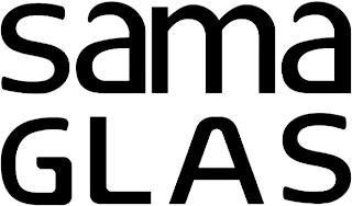 SAMA GLAS trademark