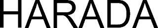 HARADA trademark