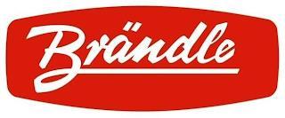 BRÄNDLE trademark