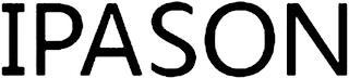 IPASON trademark