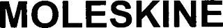 MOLESKINE trademark