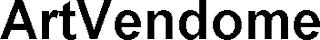 ARTVENDOME trademark