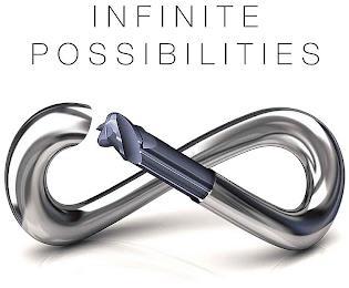 INFINITE POSSIBILITIES trademark