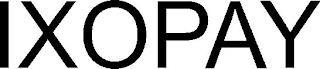 IXOPAY trademark