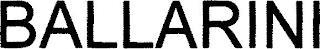 BALLARINI trademark