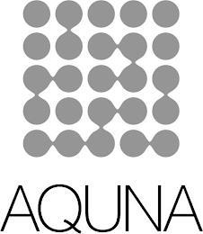 AQUNA trademark