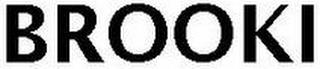 BROOKI trademark