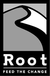 ROOT FEED THE CHANGE trademark