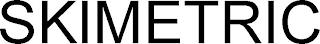 SKIMETRIC trademark