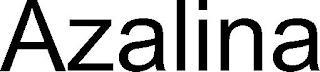 AZALINA trademark