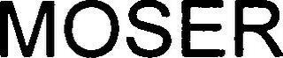 MOSER trademark