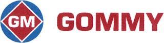 GM GOMMY trademark