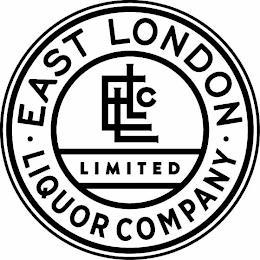 ·EAST LONDON· LIQUOR COMPANY LIMITED ELLC trademark