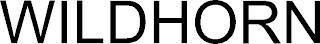 WILDHORN trademark