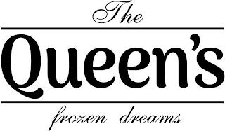 THE QUEEN'S FROZEN DREAMS trademark