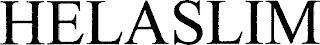HELASLIM trademark