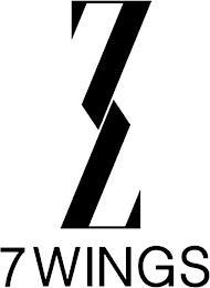 77 7WINGS trademark