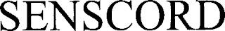 SENSCORD trademark