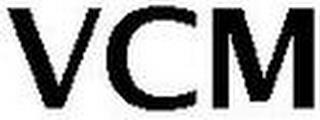 VCM trademark