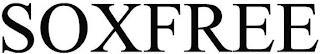 SOXFREE trademark