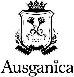 AUSGANICA HOLISTIC BEAUTY trademark