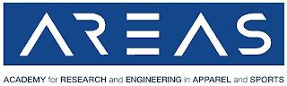 AREAS ACADEMY FOR RESEARCH AND ENGINEERING IN APPAREL AND SPORTS trademark