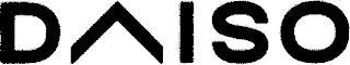 DAISO trademark