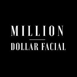 MILLION DOLLAR FACIAL trademark