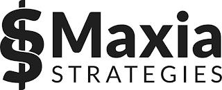 MAXIA STRATEGIES trademark