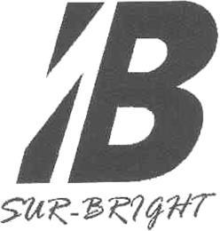 IB SUR-BRIGHT trademark