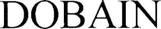 DOBAIN trademark
