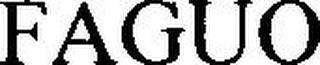 FAGUO trademark