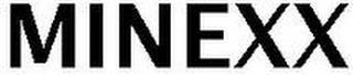 MINEXX trademark