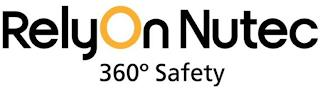 RELYON NUTEC 360° SAFETY trademark