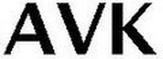 AVK trademark