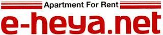 APARTMENT FOR RENT E-HEYA.NET trademark