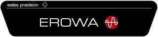 SWISS PRECISION EROWA trademark