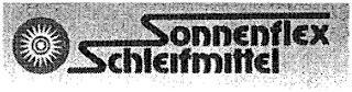 SONNENFLEX SCHLEIFMITTEL trademark