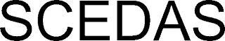 SCEDAS trademark