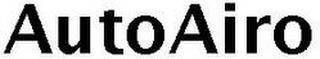 AUTOAIRO trademark