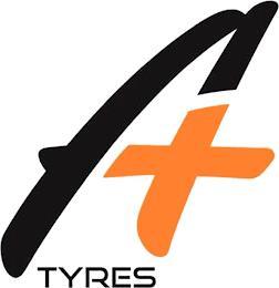 A + TYRES trademark