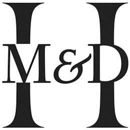 M&D H trademark