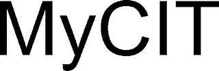 MYCIT trademark