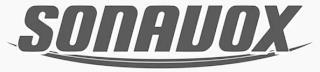 SONAVOX trademark