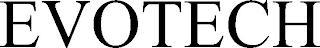 EVOTECH trademark