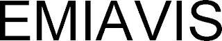 EMIAVIS trademark