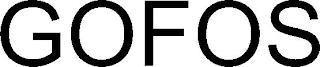 GOFOS trademark