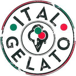 ITALGELATO trademark