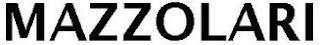 MAZZOLARI trademark