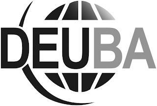 DEUBA trademark
